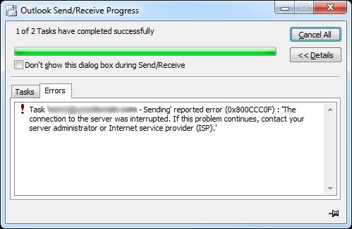 microsoft outlook inbox repair tool scanpst.exe
