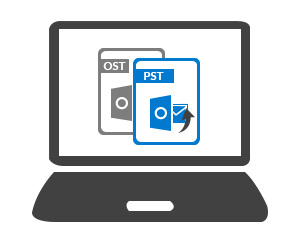 OST to PST Software to Export Outlook OST File to PST